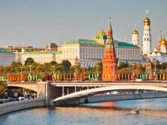 20 лучших достопримечательностей Москвы