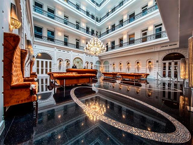 Отель Prestige Hotel Budapest4*