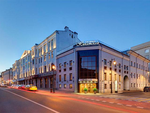 Отель Ассамблея Никитская 4*