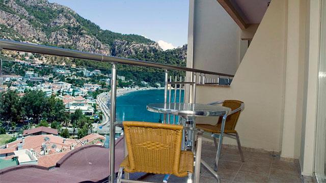 Отель Calipso Beach Turunc Hotel - All Inclusive4*