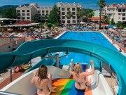 Отель Julian Club Hotel 4 звезды Мармарис Турция