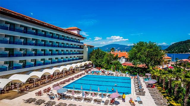 Отель Letoile Beach Hotel 4*