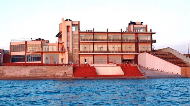 Отель Turquoise Bay5* Щелкино, Крым