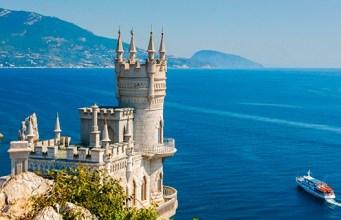 Отели в Крыму на берегу моря с бассейном
