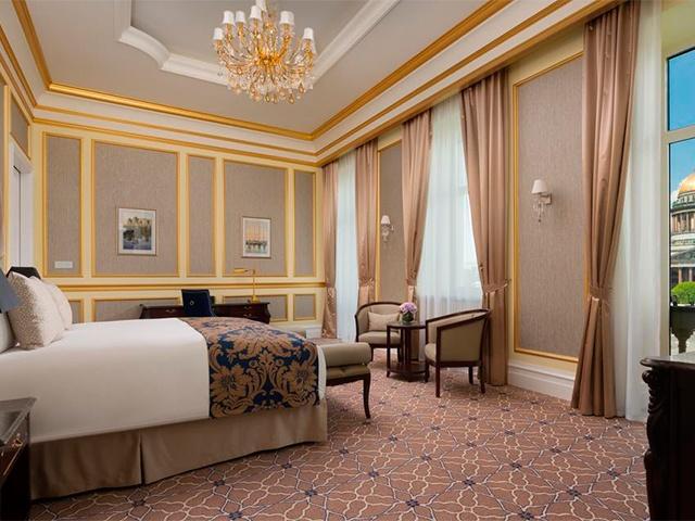 LOTTE HOTEL ST. PETERSBURG ★★★★★