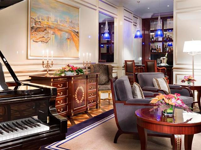 Лотте Отель Москва - The Leading Hotels of the World 5*