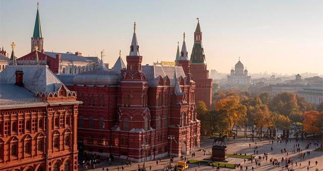 Отели Москвы 5 звезд в центре
