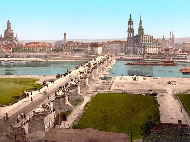 Групповая экскурсия из Праги в Дрезден