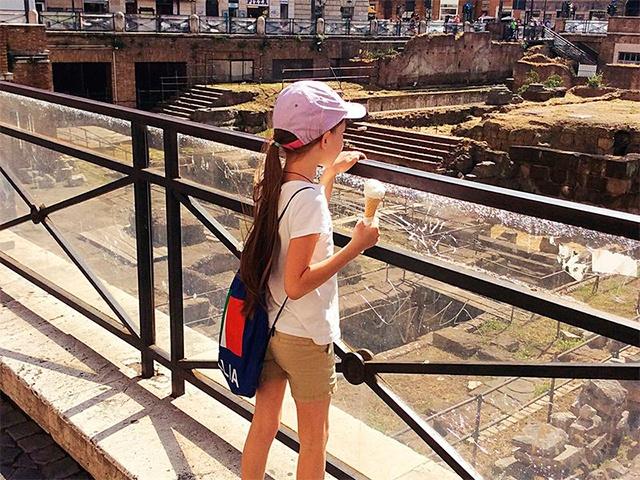 Экскурсия-квест по Риму для детей