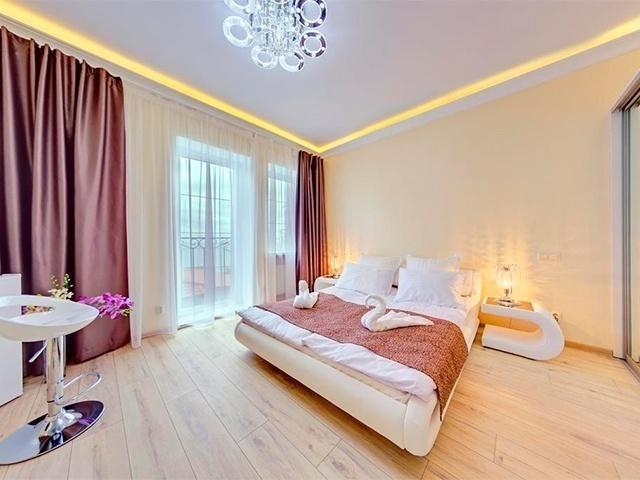 Апартаменты Exclusive 2* Зеленоградск