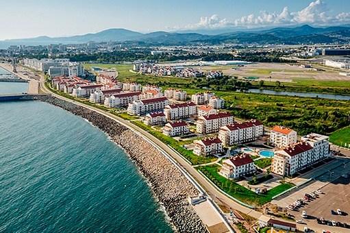 Отели Адлера Все включено с бассейном и пляжем