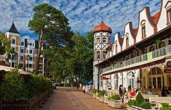 Отели и гостиницы Светлогорска на берегу моря