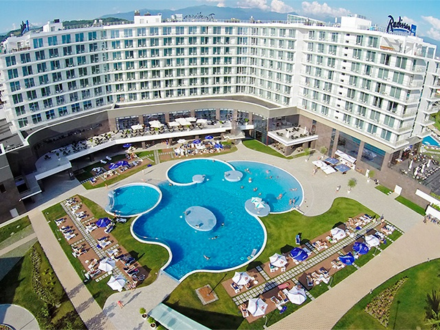 Radisson Collection Paradise Resort and Spa Sochi 5* Адлер