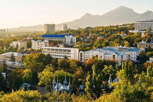 Рейтинг санаториев Пятигорска с лечением
