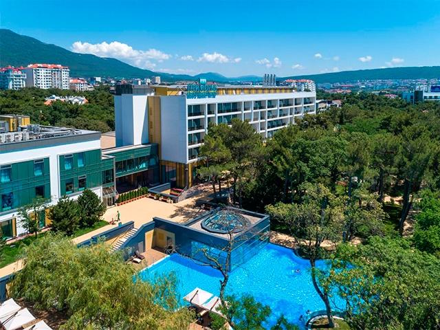 SPA-отель Приморье Grand Resort Hotel Геленджик