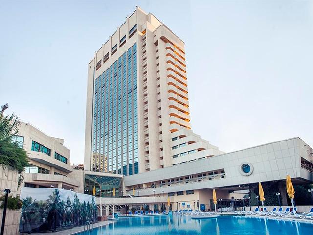 Lazurnaya Hotel & Spa 4*