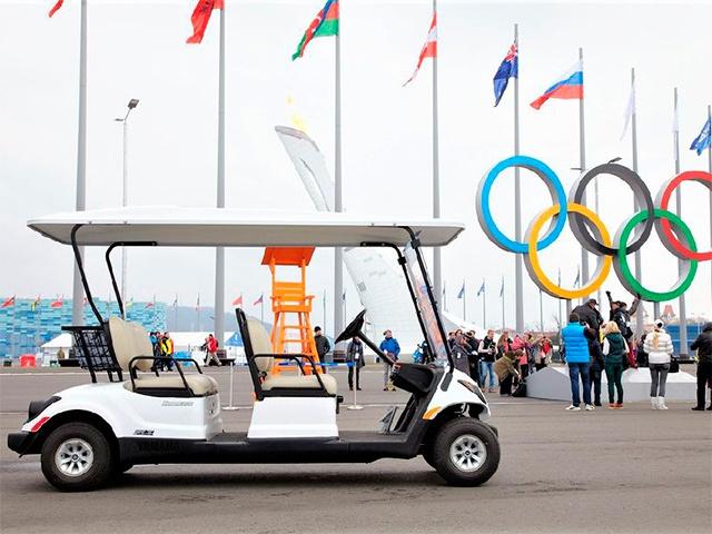 Экскурсия: Олимпийское наследие Сочи