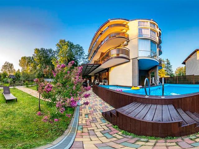 Отель Вилла Море