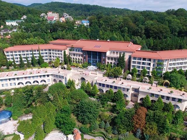 Одиссея Wellness Resort 5*