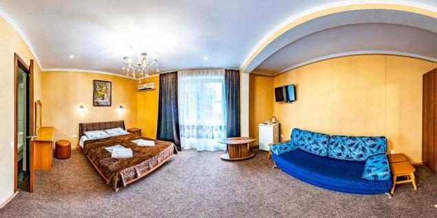 Гранд Отель Ростовчанка 3* Лазаревское