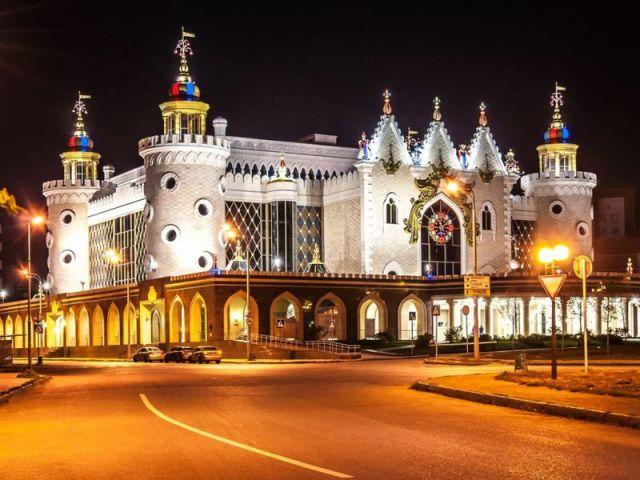Экскурсия: Красавица Казань в вечерних огнях