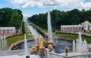 Экскурсии в Петергоф из Санкт-Петербурга