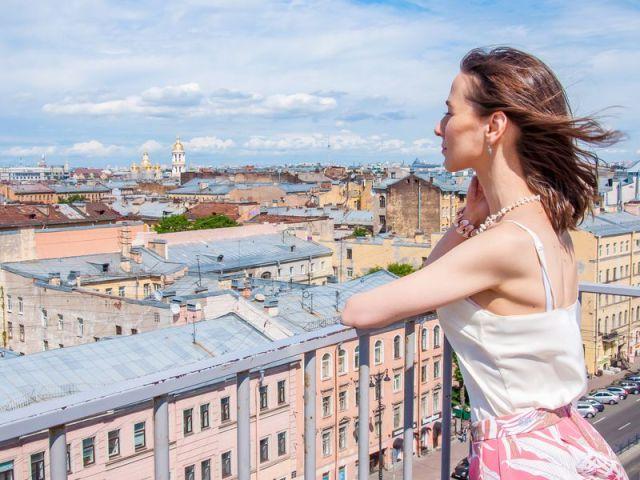 Экскурсия: Пять панорамных крыш Петербурга