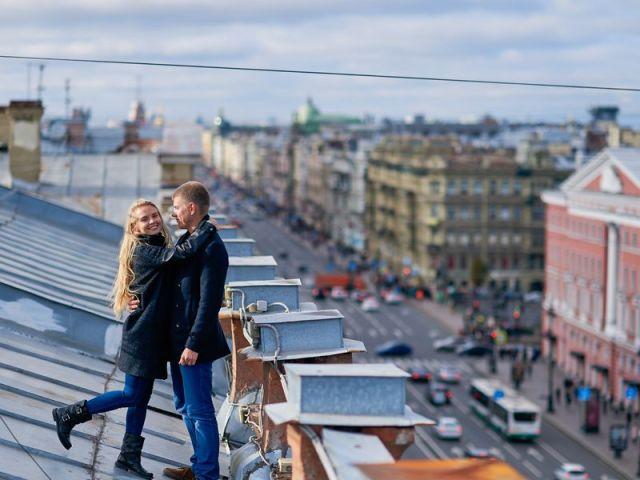 Экскурсия: Петербург: вид сверху