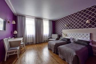 Отель Лампа 3* Казань