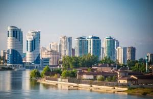 Отели Краснодара с бассейном