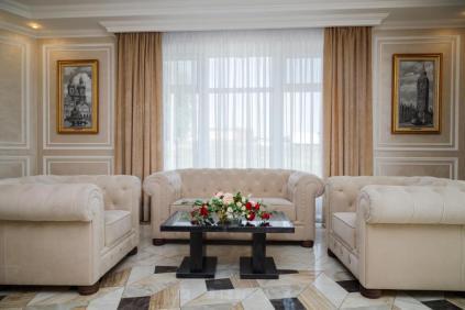 Отель Европейский 4* Ростов-на-Дону