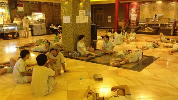 Image result for korean bath house