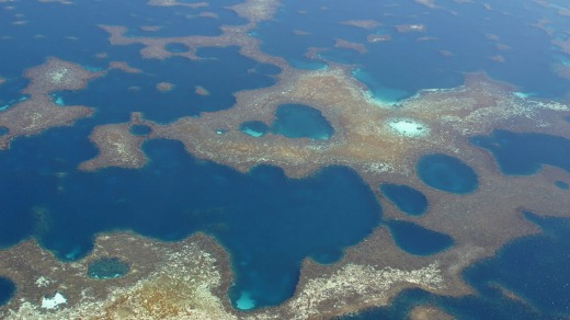 Some of the Houtman-Abrolhos islands.