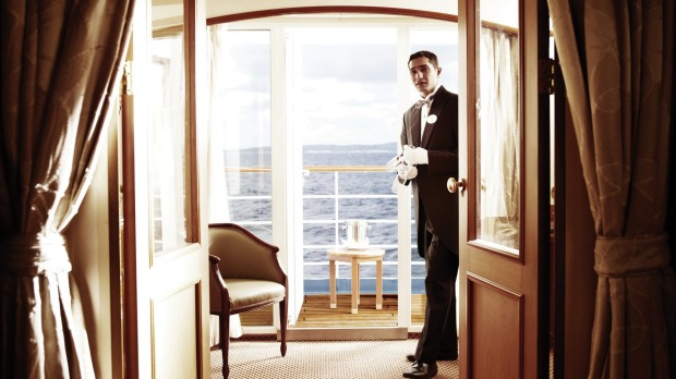 Image result for silversea personal butler