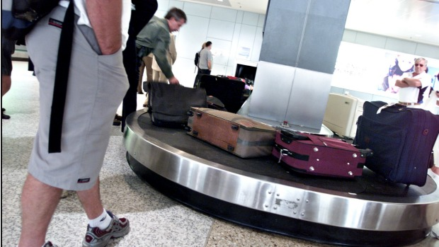 The dreaded airport baggage carousel.