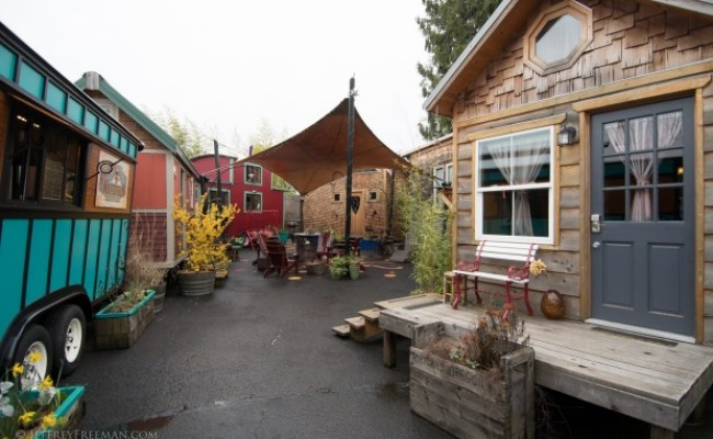 Caravan The Tiny House Hotel Review Portland Oregon