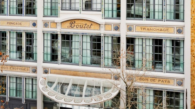 The Review Hotel Bastille Boutet Mgallery By Sofitel