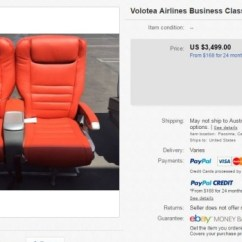 Director Chair Replacement Covers Ebay Vintage Dining Recycling Old Planes Where You Can Buy Plane Seats And Other Parts