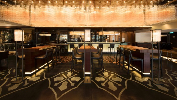 The Review Fairmont Singapore Five Star Hotel