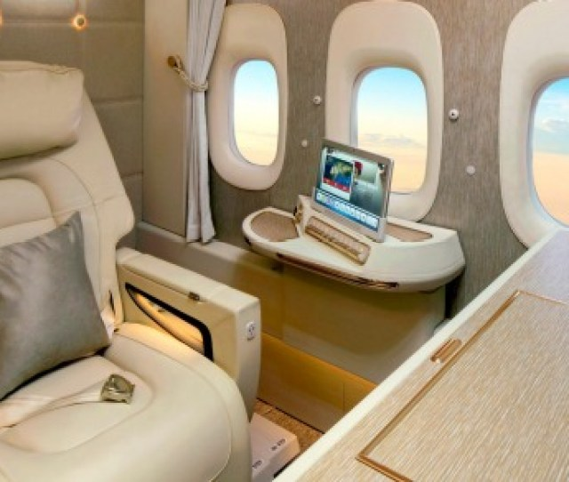 Emirates New First Class Suites For Its Boeing 777s