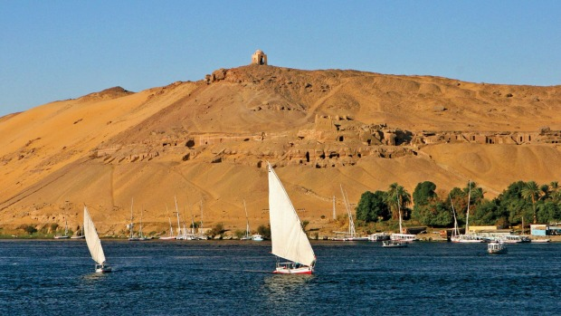 Explore the Nile River  with Travelmarvel.