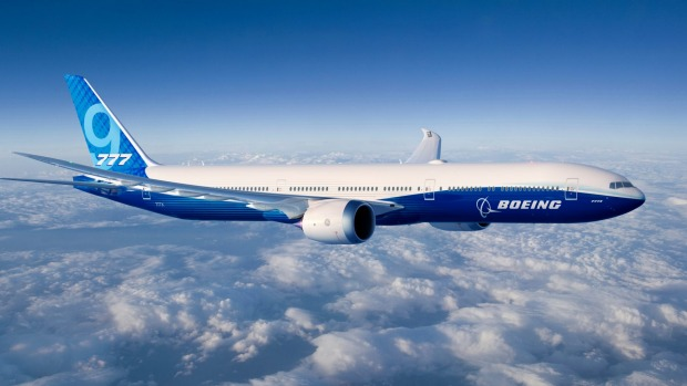 boeing 777x how the