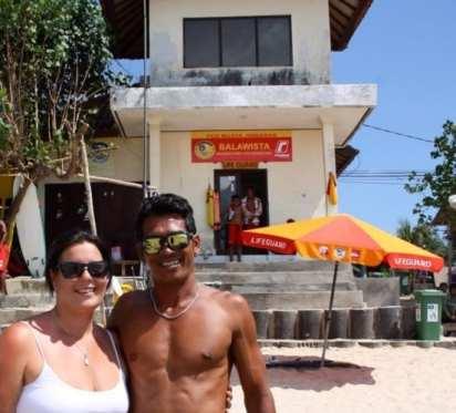 Kate Bali Lifeguards