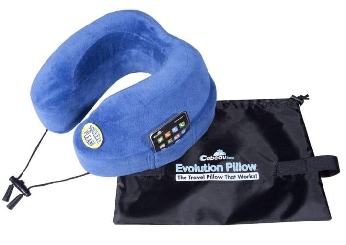 Cabeau Evolution pillow blue