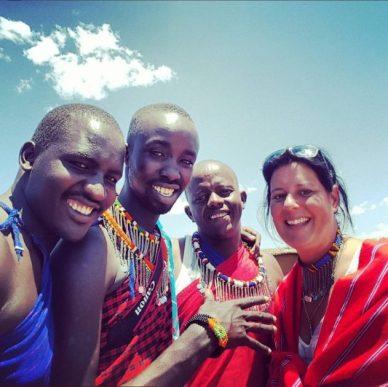 Kenya Bride