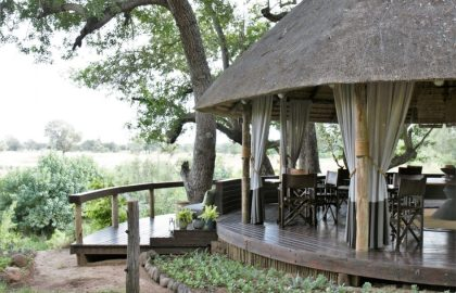 Sabi Sabi Selati Camp Decking