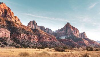 Best Zion National Park Instagram Captions