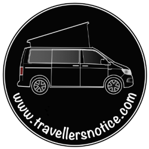 Travellersnotice Logo black