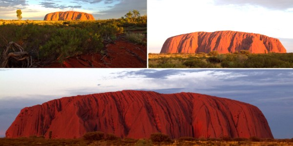 uluru sunset tour