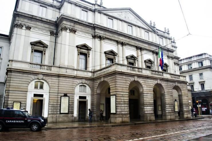 Cosa vedere a Milano: Teatro alla Scala
